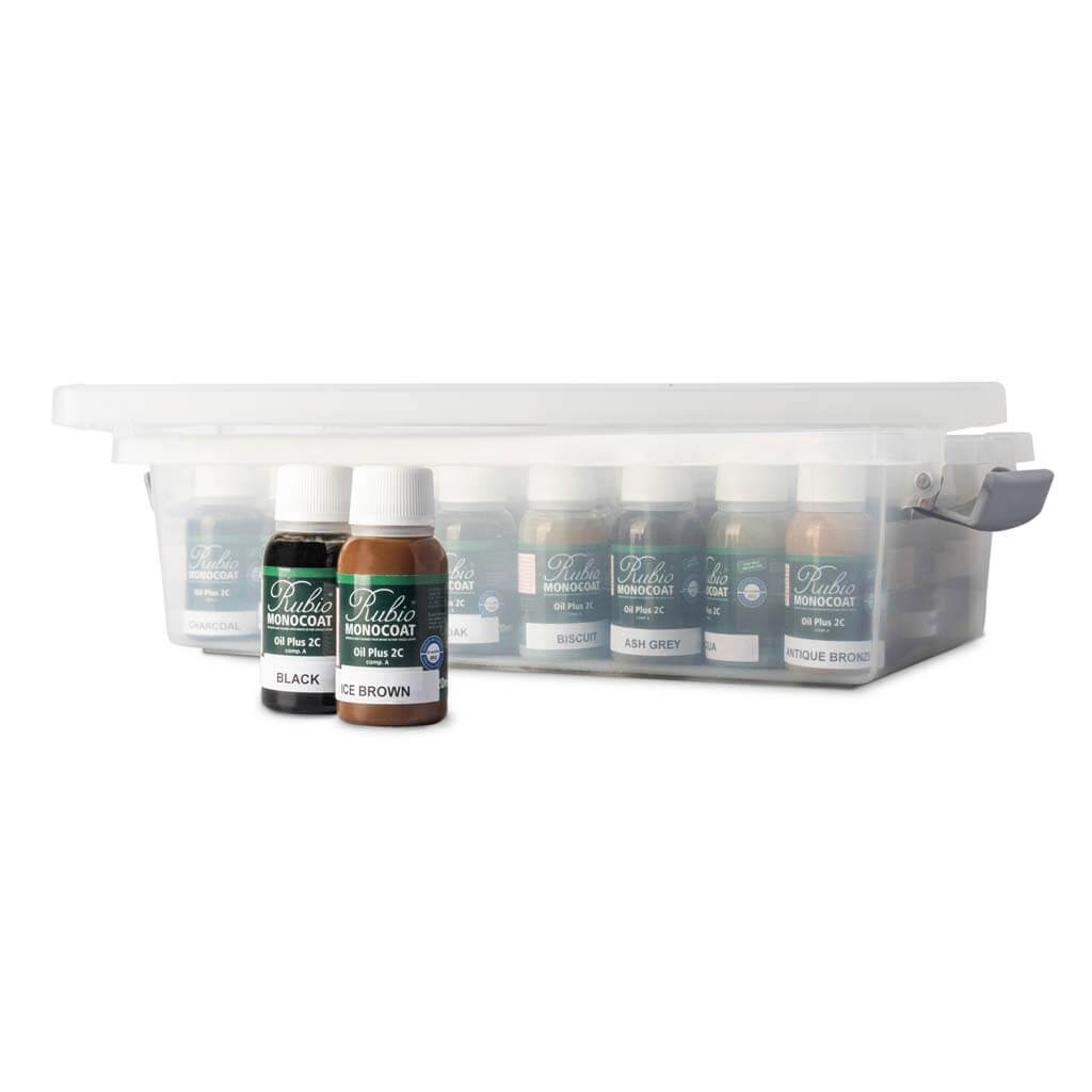 Rubio Monocoat Oil Plus Sample Set