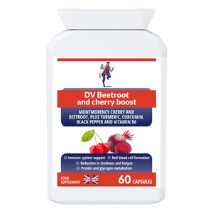 DV Beetroot and cherry boost - Dr Vitz