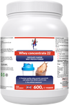 Whey concentrate 22 (chocolate) - Dr Vitz