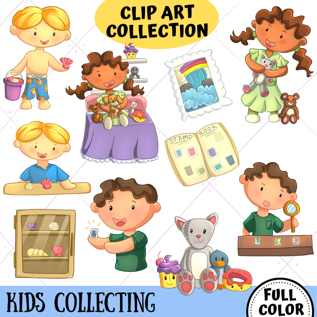 Collecting Clip Art Collection