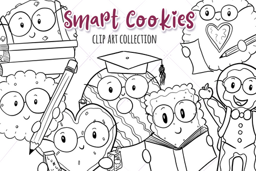Smart Cookies Digital Stamps