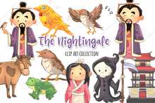 Load image into Gallery viewer, The Nightingale Clip Art Collection