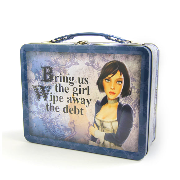 BioShock Elizabeth Lunch Tin