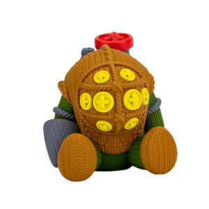 BioShock Big Daddy Handmade by Robots Vinyl Figure