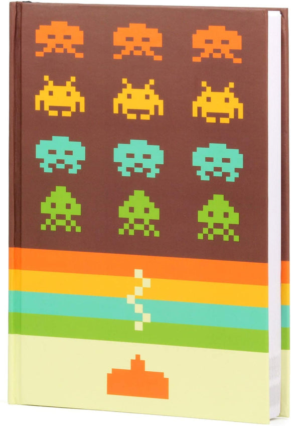 Retro Space Invaders Journal
