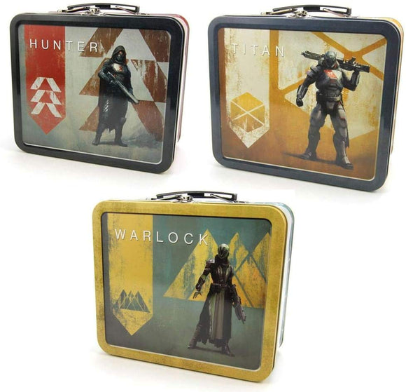 Destiny Guardian Lunch Tins