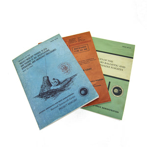 NASA Journal 3-pack assortment