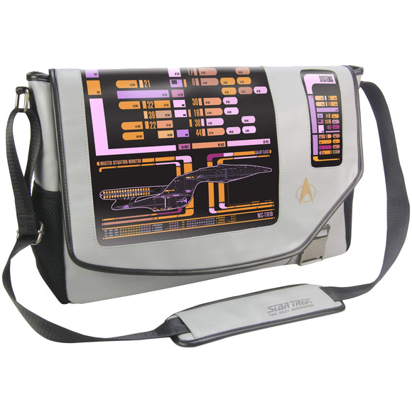 Star Trek Padd Messenger Bag