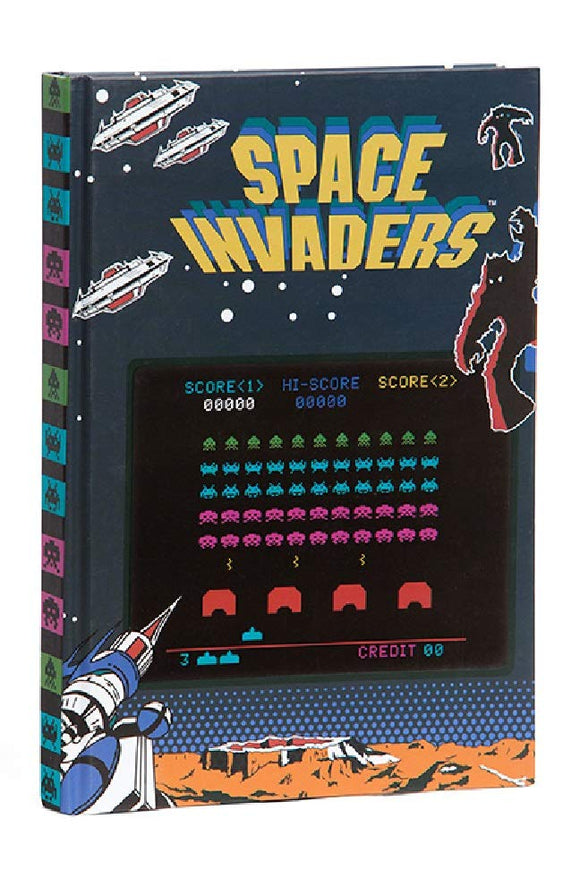Space Invaders Core Journal