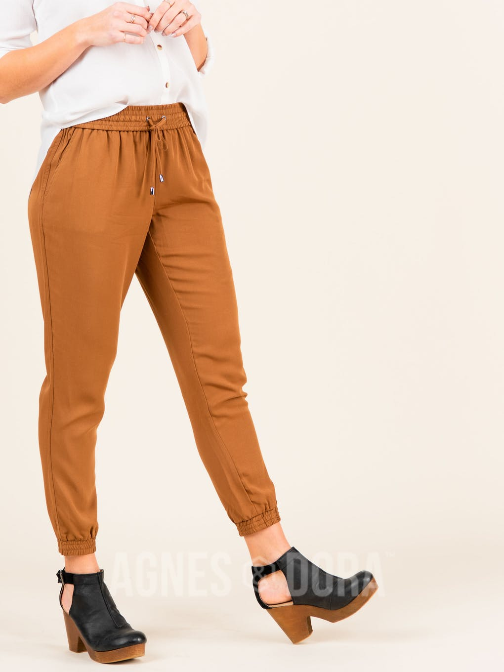 Go-To Jogger Pant Toffee