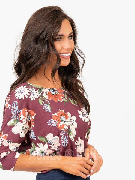 Dolman Tunic Organic Girl Port
