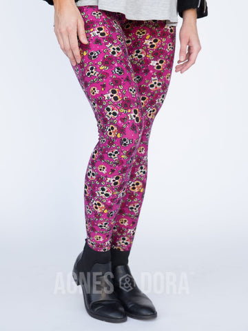 Agnes & Dora™ Leggings Jaw Pop