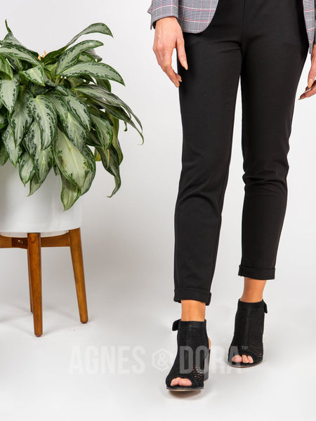 Weekday Pant Black