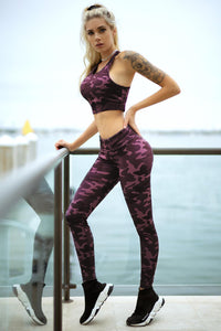 Camo Activewear Legging