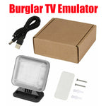 LED Dummy Simulation TV Simulator Light Anti-Burglar Thief Deterrent Home Security