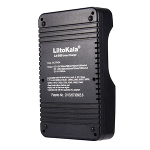 LiitoKala Lii-500 LCD Screen Display Smartest  Lithium And NiMH Battery Charger 18650 26650