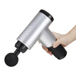 6 Speeds Electric Percussion Massager 2600mAh Deep Muscle Shock Vibrating Device