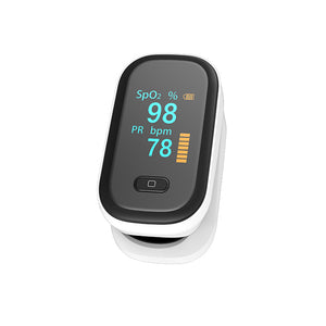 BOXYM oFit-2 Finger-Clamp Pulse Oximeter Finger Blood Oxygen Saturometro Heart De Oximeter Portable Pulse Oximetro Monitor