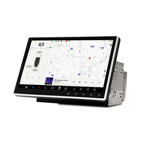 10.1 Inch 2 Din for Android 8.1 Car Multimedia Adjustable Touch Screen 8 Core 1GB+16GB In Dash Radio Stereo GPS NAV WIFI bluetooth