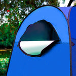 120x120x190cm Automatic Clothes Room Mobile Toilet Shower Fishing Camping Dress Bathroom Tent