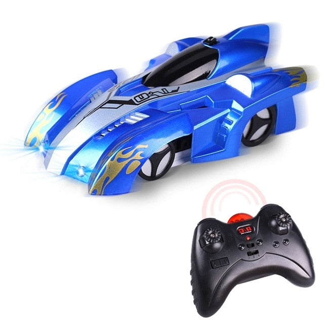 Anti Gravity Ceiling Climbing Car Electric 360 Rotating Stunt RC Car Antigravity Machine Auto Toy Cars with Remote Control