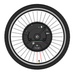 iMortor 3.0 Full Wireless 26in/700C 350W 36V Brushless Motor Intelligence Bicycle Front Wheel