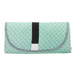 Folding Baby Diaper Changing Pad Mat Travel Bag