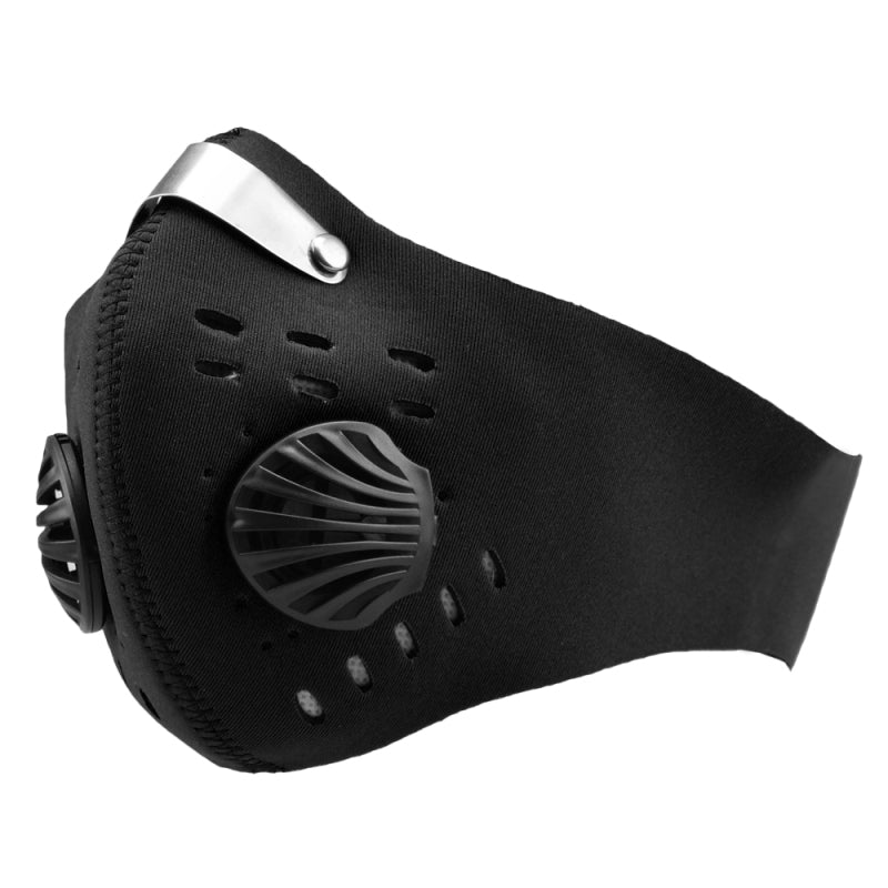 BIKIGHT PM2.5 Anti-dust Anti-smog Mask Breathable Skin-friendly Face Mask Activated Carbon Mask Motorcycle Bicycle Ski Mask