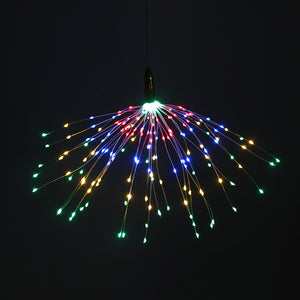 ARILUX® Solar Power 200LED 8 Modes IP65 DIY Firework Starburst Fairy String Christmas Holiday Light