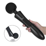 110-250V Electric Massager 8 Speeds 20 Vibration Modes  Handheld Deep Fascia Massager