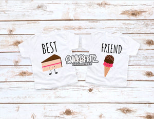 Friend - Ice Cream