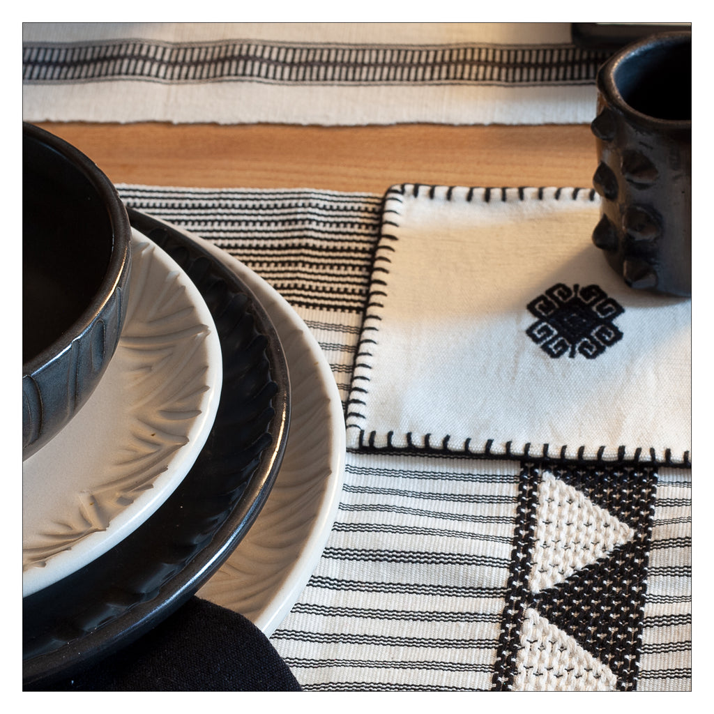 'NACHIG IK' SET OF 4 PLACEMATS