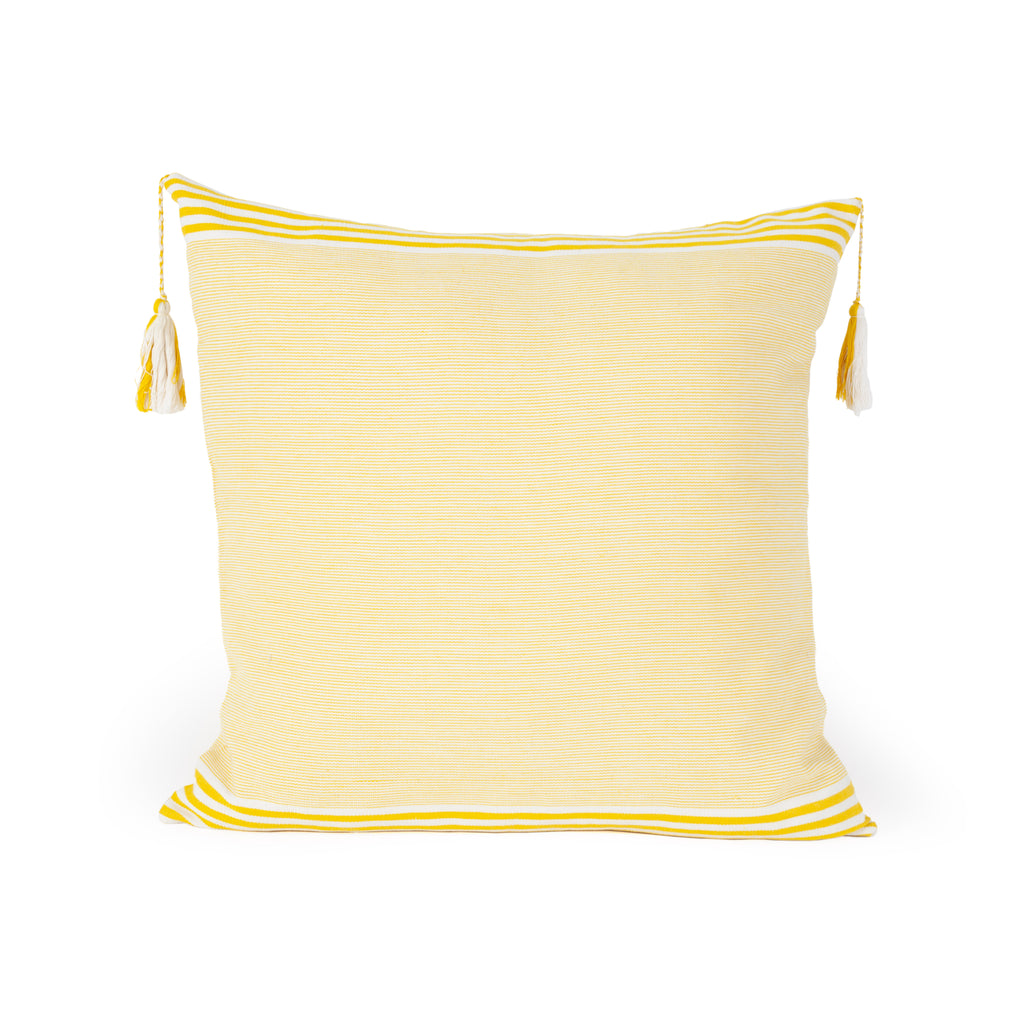 'LUPITA CLETA YELLOW' CUSHION