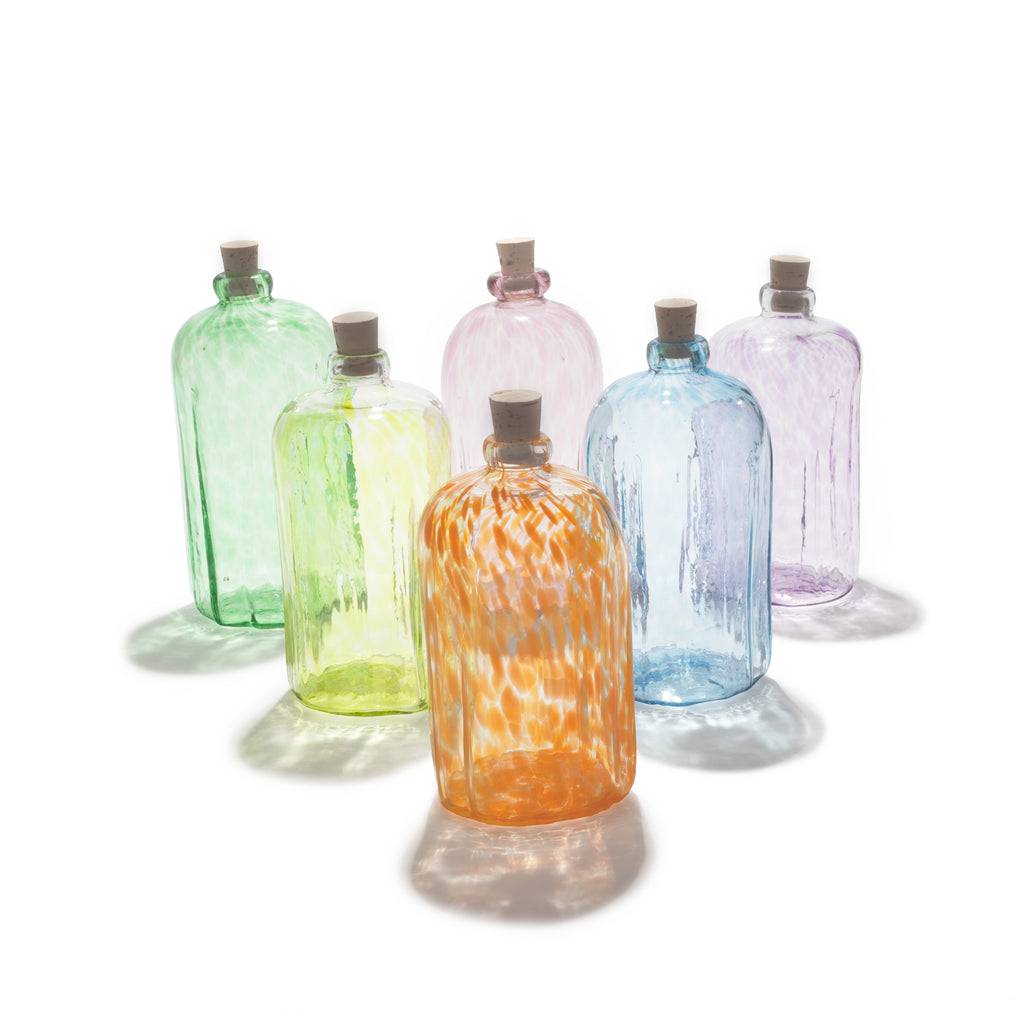 'INTENSA'  GLASS BOTTLE
