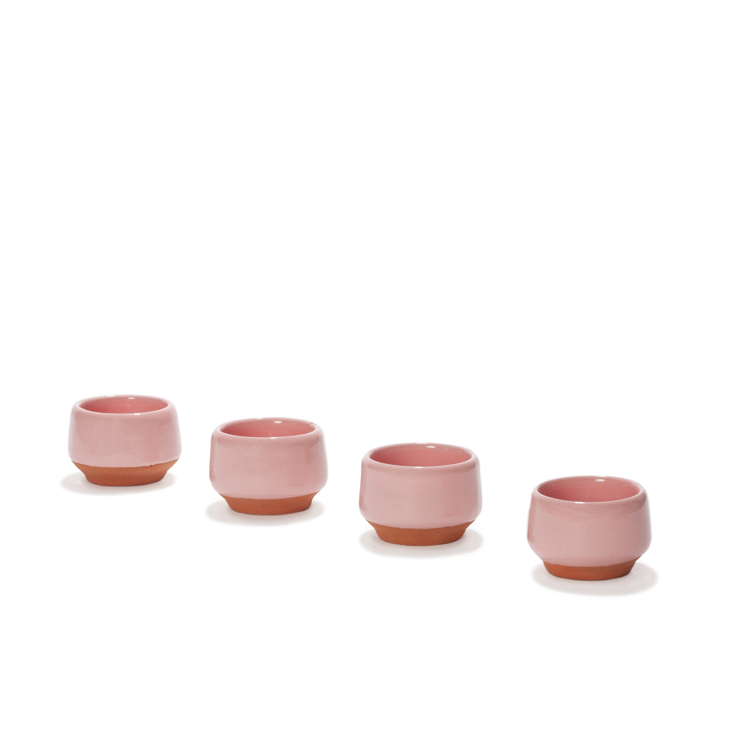 'ZANDUNGA' SET OF 4 CUPS