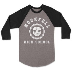Nockfell High Raglan (Grey/Black)