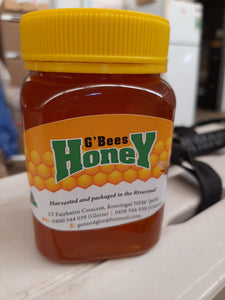 500g Pure Honey