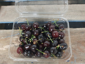 Fresh cherries from Young