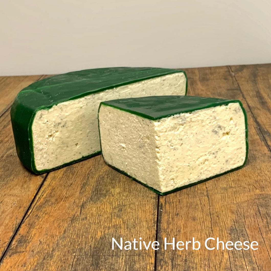 Native Herb Cheese