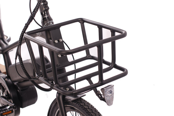 GreenBike Cargo Bike Front Basket BreezyBike