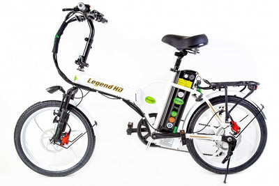 GreenBike Legend HD GreenBike Electric Motion