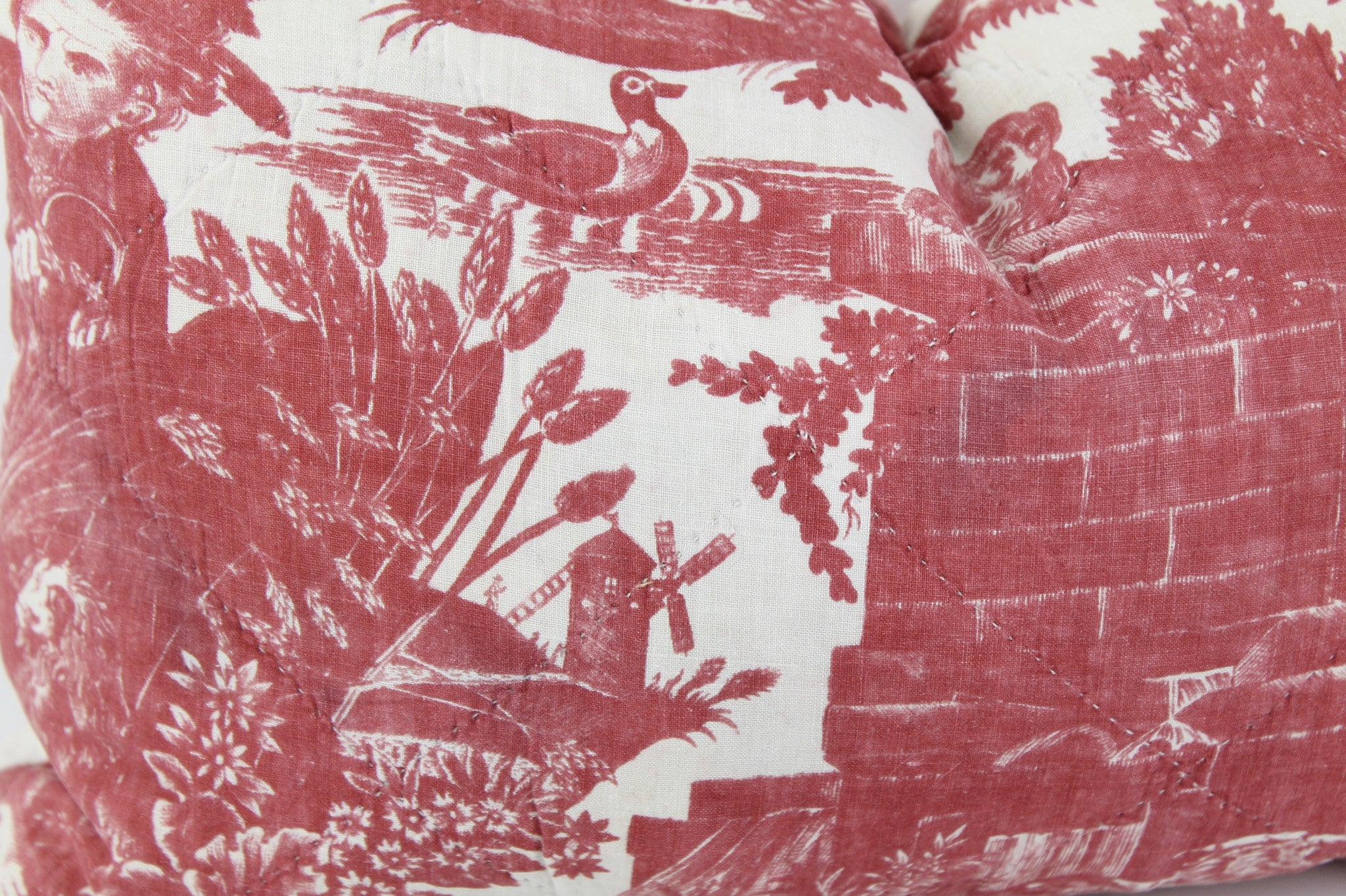Toile & Vichey Quilt