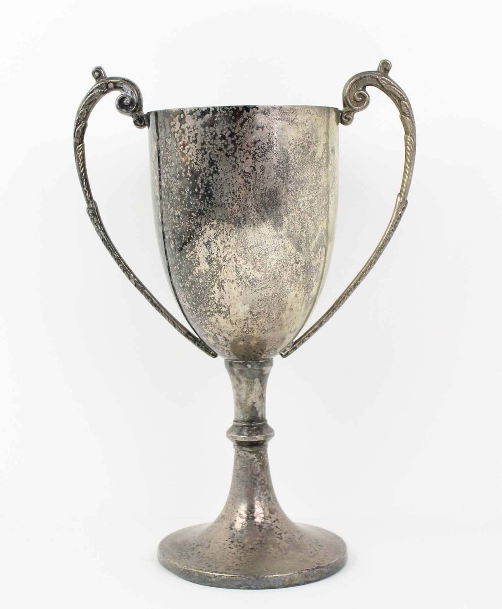 Silver-plate Trophy Cup