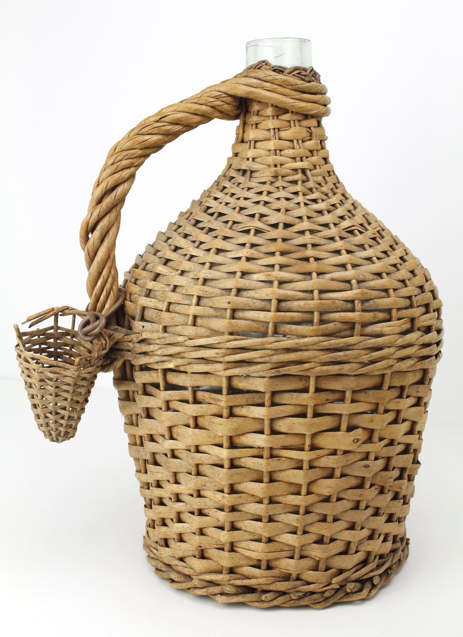 Vintage French Demijohn
