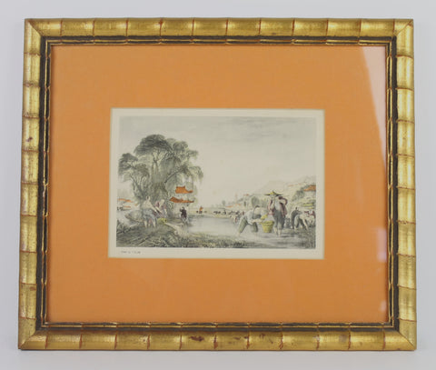 Thomas Allom Antique Engravings Of China