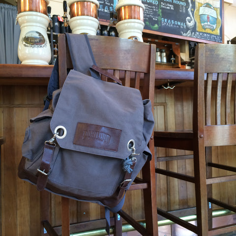Portland Brewing Company Back Pack