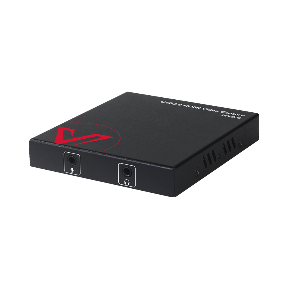 Newest HDMI to USB 3.0 Video Capture Card w/ USB-C Interface, 4K60 Input, Ideal for Live Broadcast, Gaming or Video Conference