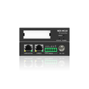 Powerful IP Control Box w/ 2x Ethernet Port, Works with Pixelfly Encoders/Decoders, PoE Powered, Web GUI Management