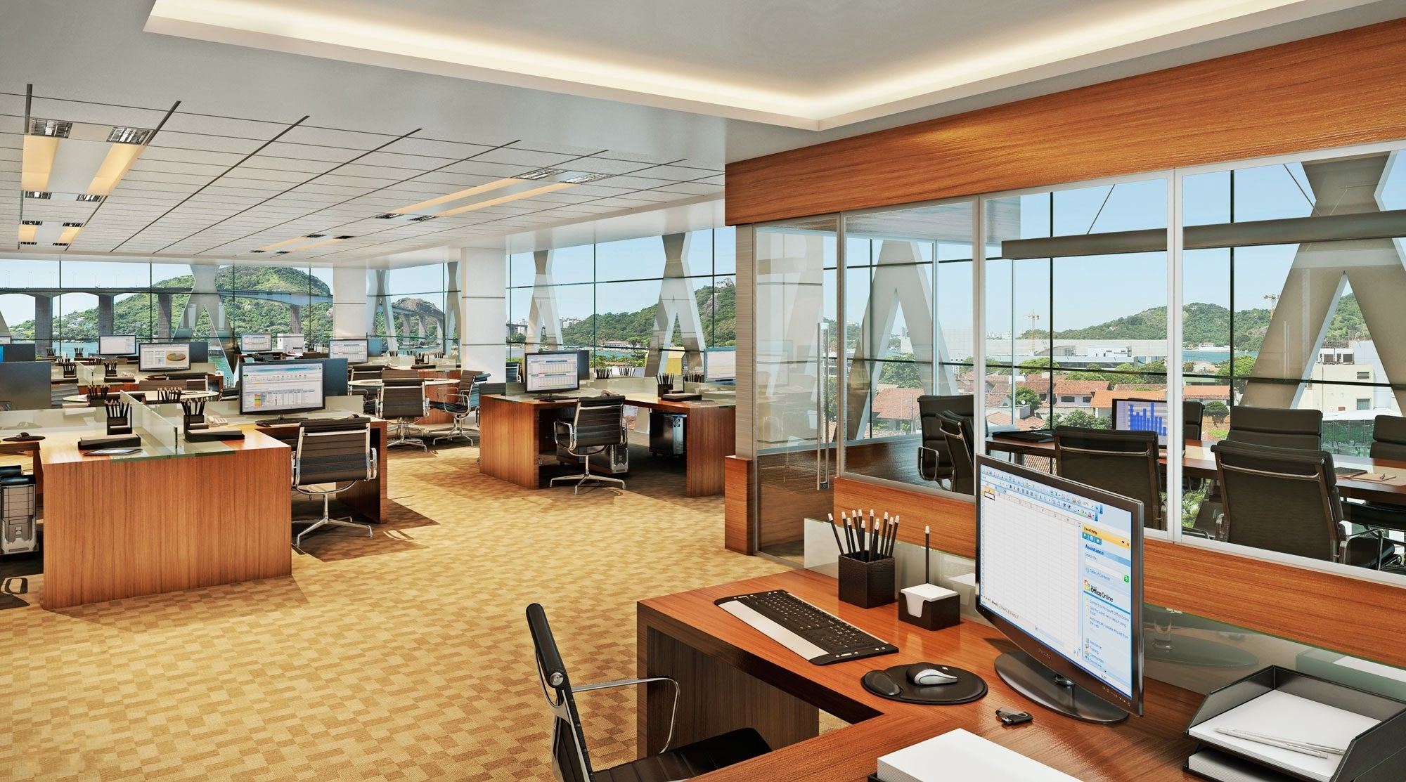 Enterprise Room Solutions_Staff Areas