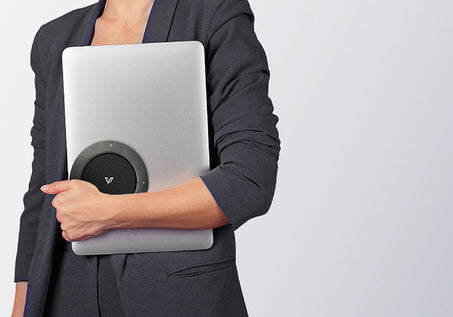 AnyCo A3 Speakerphone_Portable Design & Wide Application